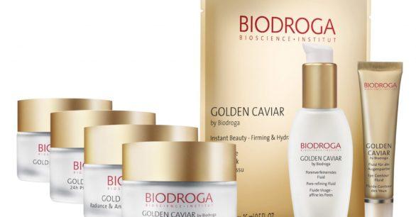 Biodroga Golden Caviar – Омолаживающая линия 30+