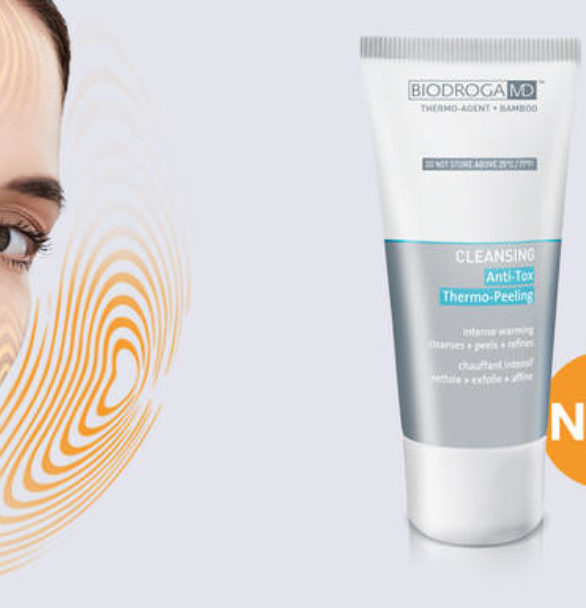 THE PEELING INNOVATION Cleansing Anti-Tox Thermo -Peeling
